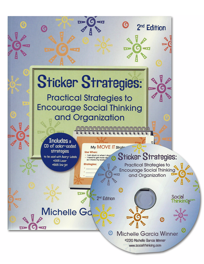 Sticker Strategies - Practical Strategies to Encourage Social Thinking