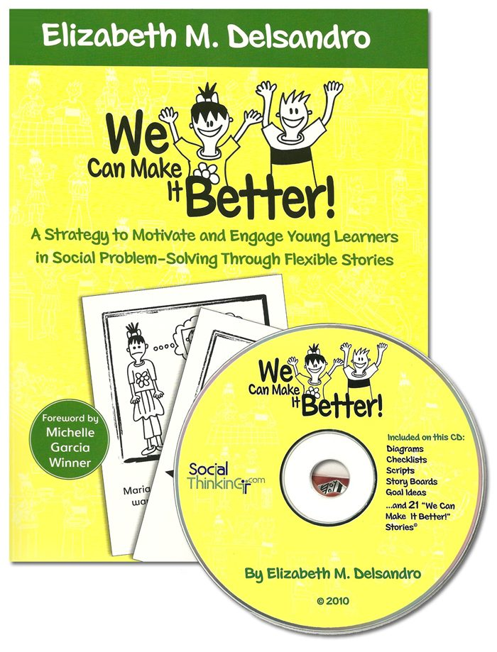 We Can Make It Better - A Strategy to Motivate and Engage Young Learners in Social Problem-Solving Through Flexible Stories