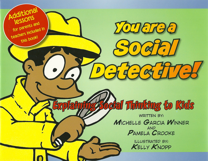 You are a Social Detective! (comic book)